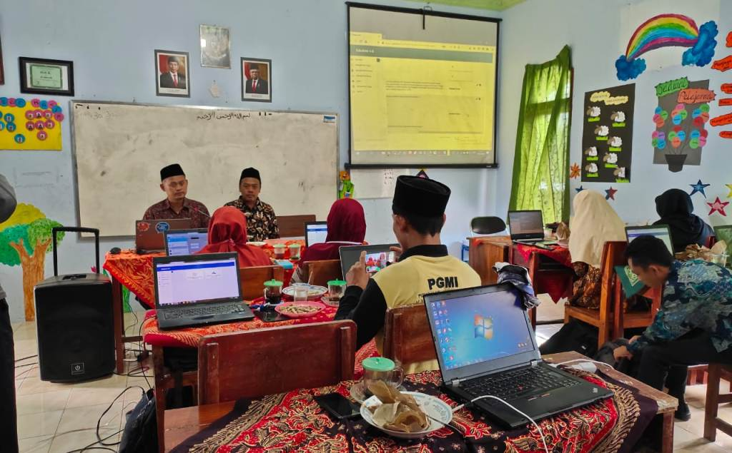 KKMI Lumajang Siap Gelar Penilaian Akhir Tahun Secara Online