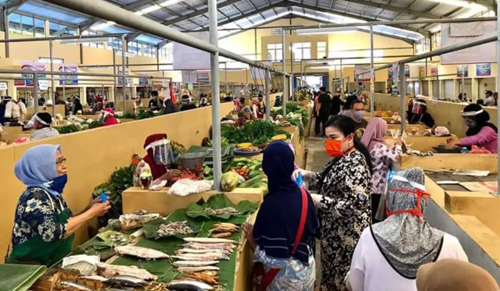 DPRD Jatim Apresiasi Penataan Pasar Rakyat Klojen Lumajang