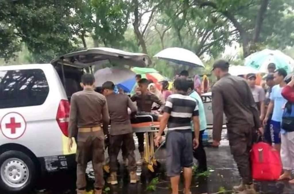 3 Korban Angin Kencang Patah Tulang Dirawat di RSUD Haryoto Lumajang