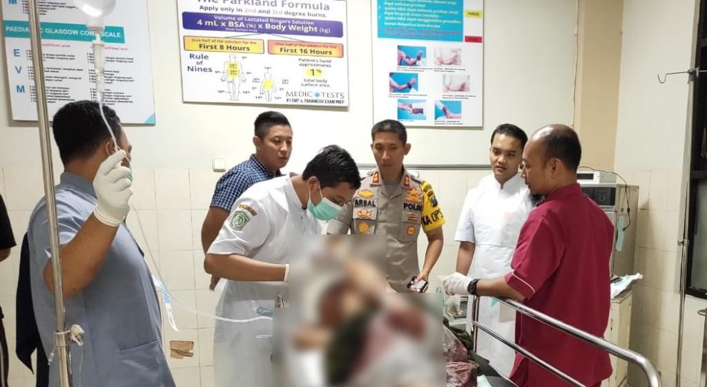 AKBP Arsal Geram Aksi Begal Sadis Kembali Kambuh di Lumajang