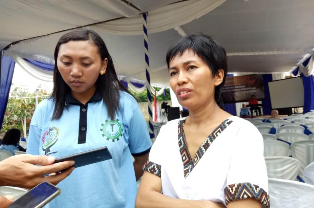 KSP CU Gema Swadaya Jatim Launching Pinjaman Musiman Bagi Petani Kentang Lumajang