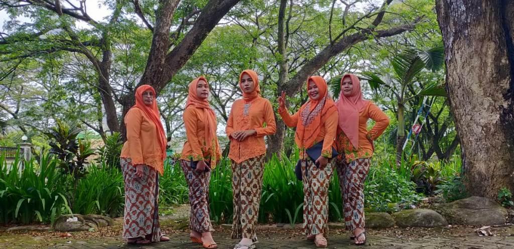 KWT Jadi Spot Foto Favorit Anak Muda Lumajang