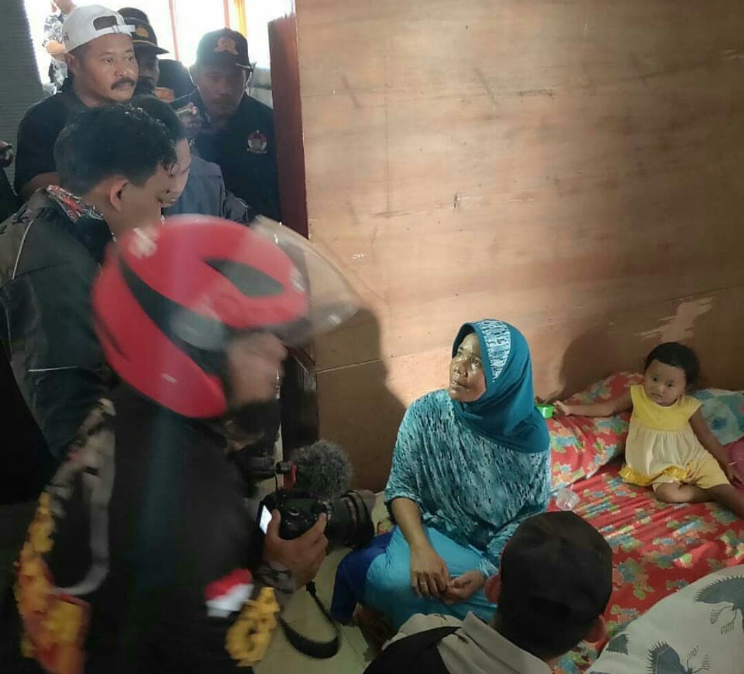 Salah Masuk, Perampok Berniat Menyatroni Rumah Sebelahnya di Dusun Meleman