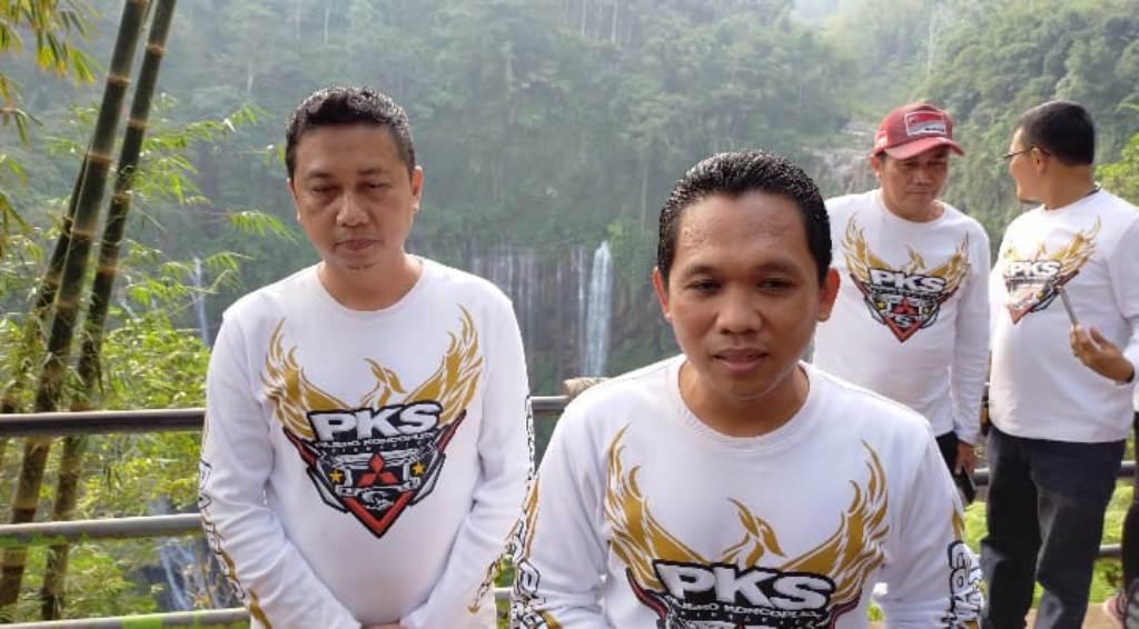 Cak Thoriq Pimpin Langsung Ekspedisi Lava Tour Semeru Lumajang