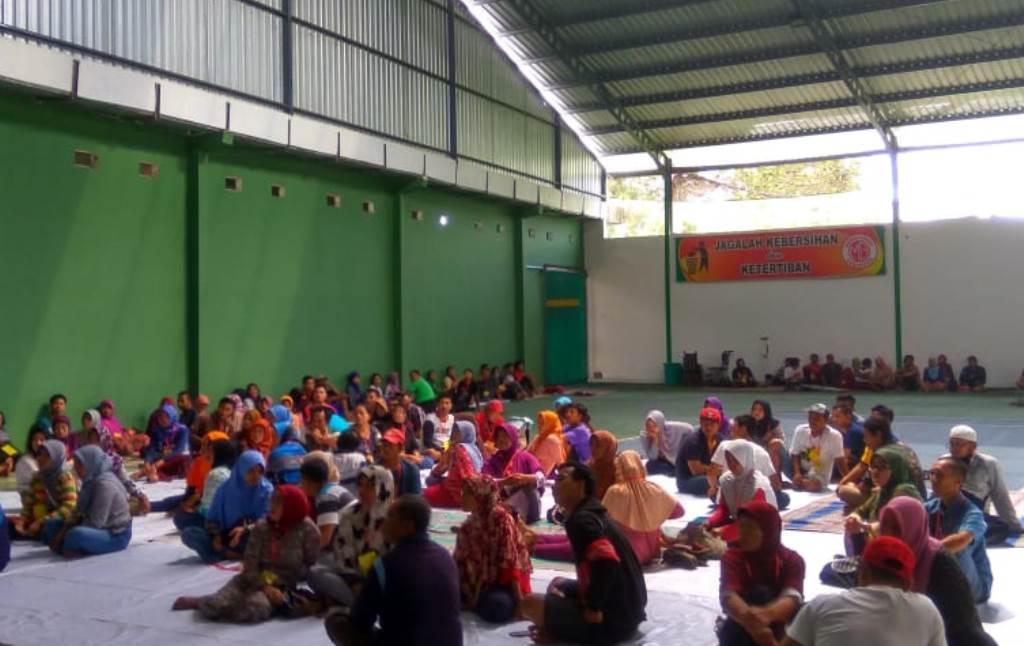 Sortir dan Lipat, KPU Lumajang Temukan 200 Surat Suara Pilgub Rusak