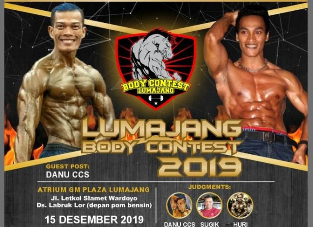 Yuk..! Ikut Lumajang Body Contest PABBSI 2019