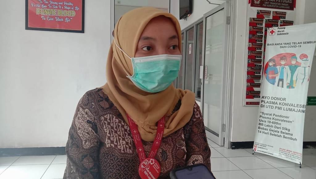 Yuk Donor Darah, Stok Darah Semakin Menipis di UTD PMI Lumajang