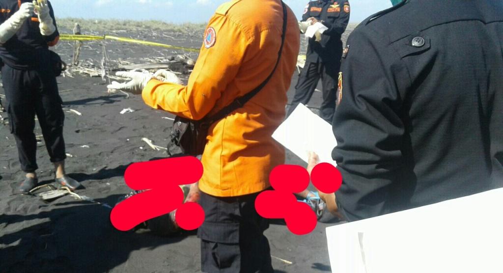 Mayat Laki-laki Terikat Ditemukan di Pantai Wotgalih