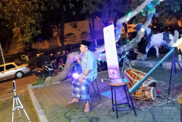 Gus Udin Ponpes Kyai Syarifuddin Bicara Ngopi Budaya Umat Islam