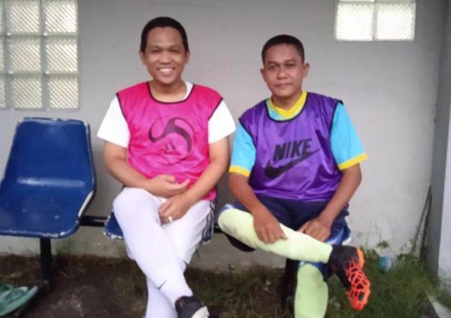 Tim Sepak Bola Wartawan Lumajang Mainya Makin