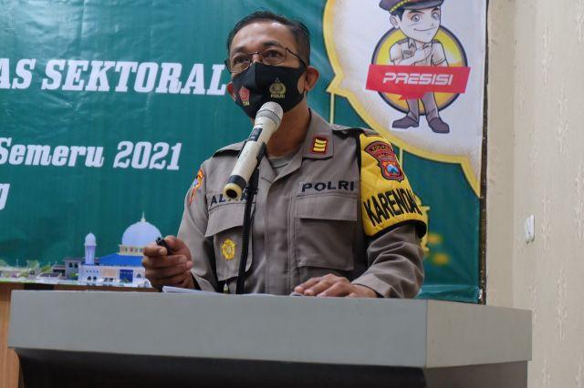 Pemudik ke Lumajang Akan Dicek KTP, Surat Jalan dan Bukti SWAB