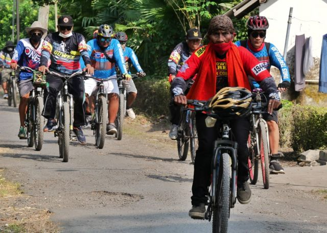 Inilah Daftar Klub dan Komunitas Sepeda di Lumajang