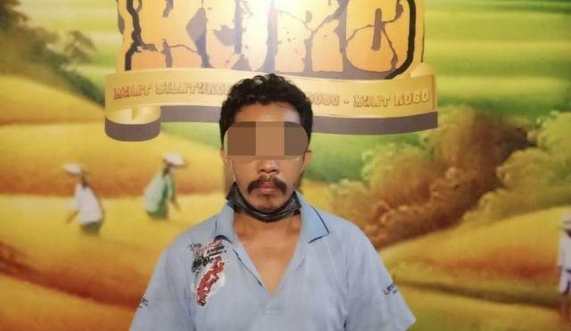 Warga Kaliboto Lumajang Ketahuan Edarkan Sabu Berlebaran di Penjara
