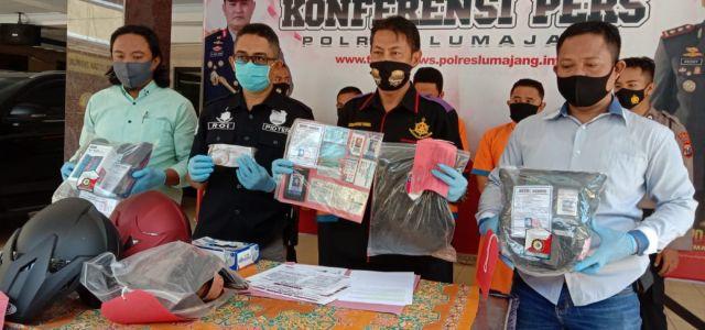 Penipu Modus Bantuan Covid-19 di Lumajang Beraksi Sejak Bulan Agustus