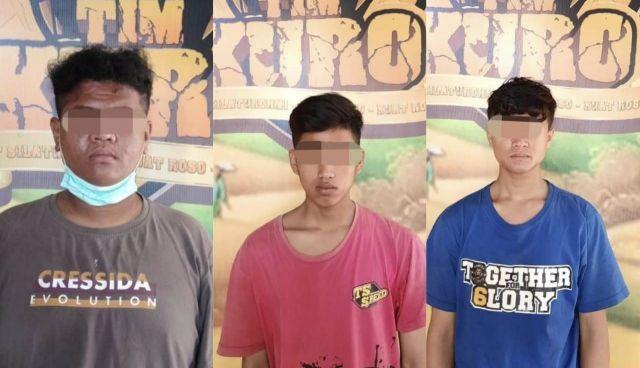 3 Pelajar Asal Jatiroto Lumajang Kedapatan Simpan Sabu Untuk Pesta