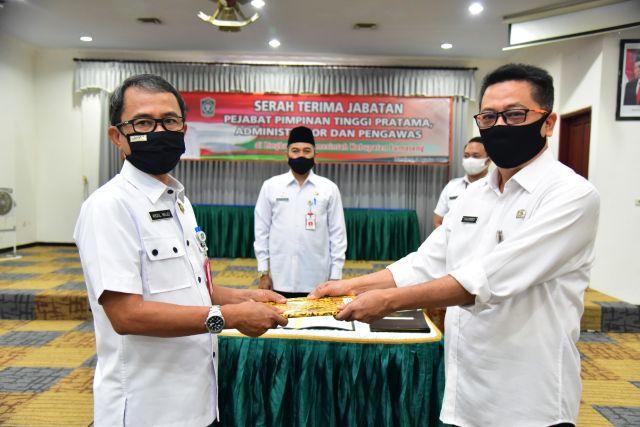 Sekda : Pejabat Lumajang Segera Menyesuaikan dan Tetap Bersinergi