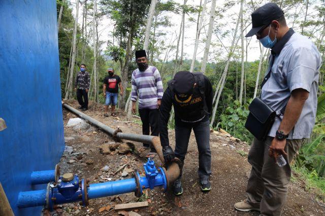 Cak Thoriq : Maksimalkan Sumber Air Atasi Kekeringan di Lumajang Utara