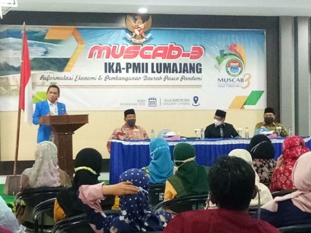 Muscab 3 IKA PMII Lumajang Ajang Konsolidasi Kader dan Alumni
