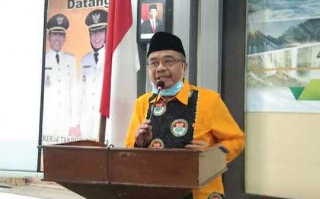 Kepala BKD Pemkab Lumajang Terpilih Aklamasi Pimpin IKA PMII