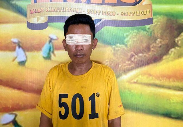 Polisi Lumajang Amankan Oknum Warga Sampang Jualan Sabu