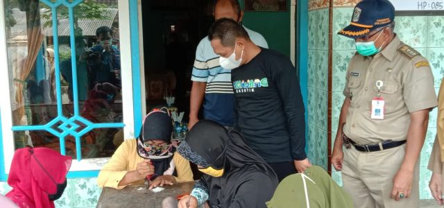 Bupati Lumajang Sambang Pengrajin Perak Desa Pulo Bangkitkan Ekonomi