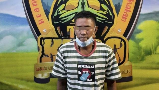 Oreng Mlawang Lumajang Ketahuan Simpan Sabu 8,71 Gram Ditangkap Polisi