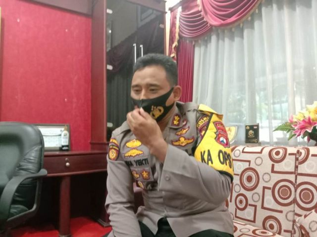 Polres Lumajang Segera Tetapkan Tesangka Penyunat Dana Bansos PKH