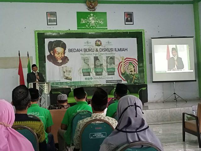 Gus Mas'ud : Perang 10 Nopember Surabaya Ada Peran Besar Ulama NU
