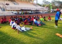 Wow...!!!! Skuad Muda PSIL Hancurkan SMK Klakah 7-1