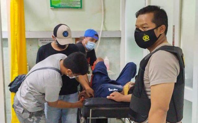 Residivis Penodong Sopir Truk Pasir Lumajang Ditembak Polisi