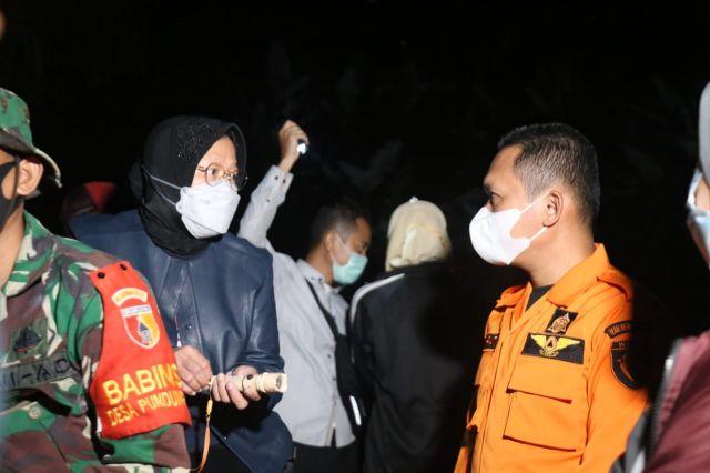 Mensos Minta Bupati Lumajang Evakuasi Warga Tinggal di Tebing Gunung