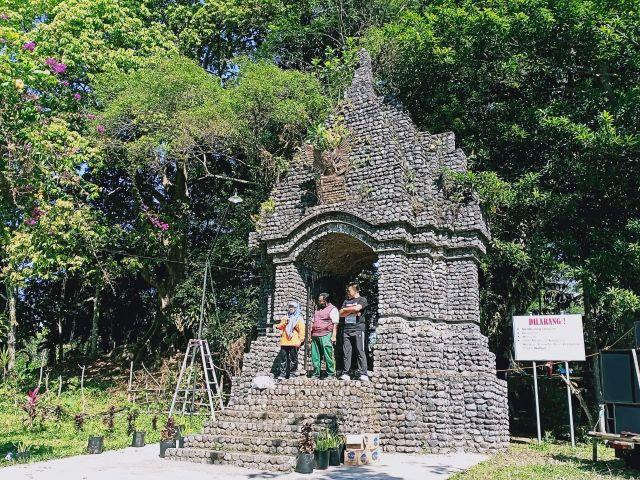 Napak Tilas Situs Selo Gending Peninggalan Pra Sejarah Lumajang