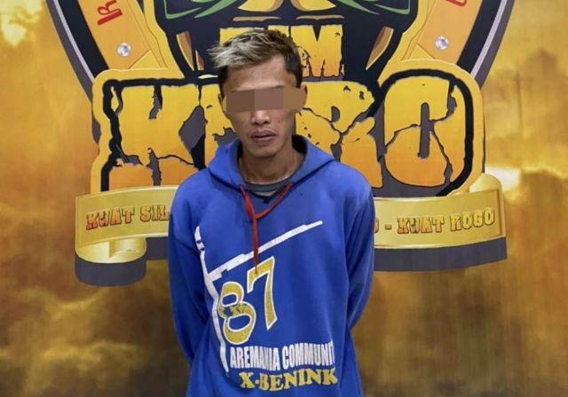 Oknum Pemuda Pronojiwo Lumajang Edarkan Sabu Diamankan Polisi