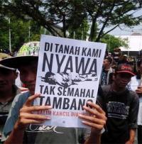 Aktivis Minta Penegak Hukum Untuk Mafia Tambang Pasir di Lumajang Dihukum Seberat-Beratnya