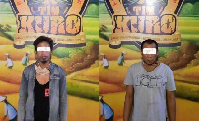 Pengendar Sabu asal Selobesuki dan Bondoyudo Ditangkap Polisi Lumajang