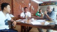 H.Thoriq Tunjuk Arif dan Junaidi Racik Skuad PSIL Linus