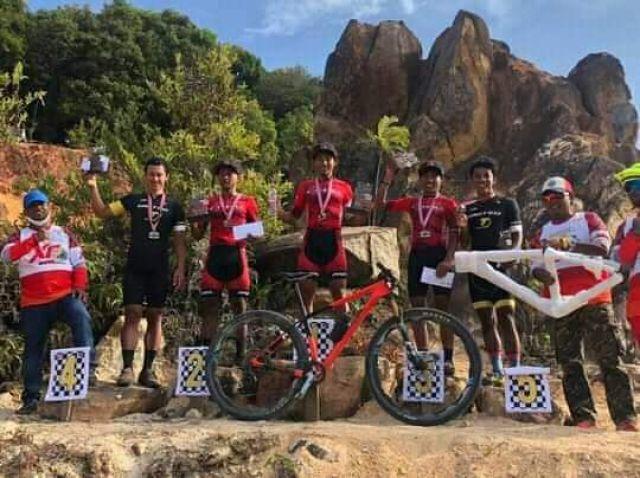 Empat Atlet Sepeda Lumajang Gondol Berjaya di Batam XC Race