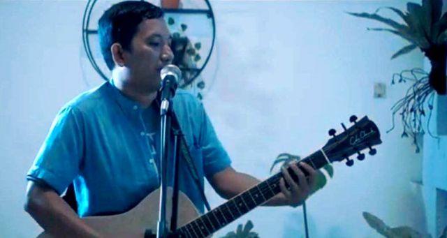 Lagu Corona Ciptaan Dosen IAI Syarifuddin Lolos Final LCLC Nasional