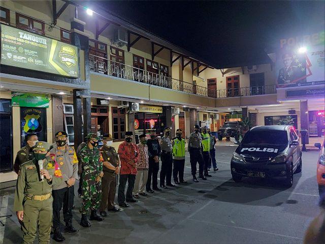 Cak Thoriq Luncurkan Mobile Covid Hunter Polres Lumajang