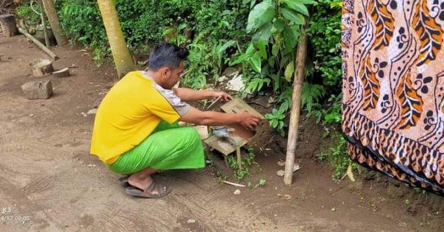Cek Lapangan, Ada Pelanggan PDAM Lumajang Utara Tak Pakai Water Meter