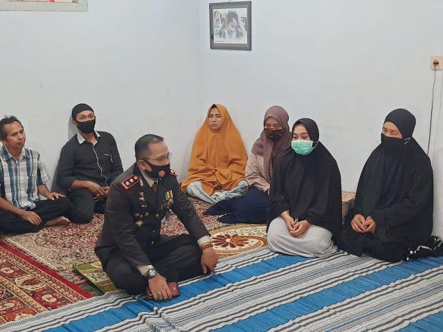 Kapolres Lumajang : Almarhum Ipda Catur Sosok Anggota Bisa Diandalkan