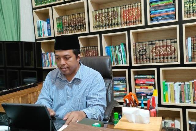 Ketua PCNU Kencong Pimpin Fakultas Dakwah IAI Syarifuddin Lumajang