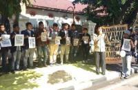 Ikut Aksi Solidaritas, Cak Kaji Thoriq Akan Ikut Pantau Persidangan Salim Kanci dan Tosan