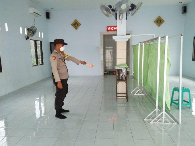 Bambang Spesialis Maling Kotak Amal Ditangkap Polsek Kota Lumajang