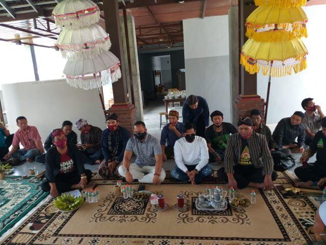 AKBP Deddy Foury Millewa Hadiri Acara Paguyuban Taji Semeru Lumajang