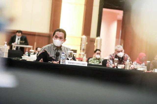 Cak Thoriq Ajukan Perpindahan Kantor Pemerintahan Lumajang ke JLT