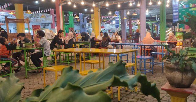 Festival Semarak Rojel Membangkitkan UMKM Lumajang Saat Pandemi