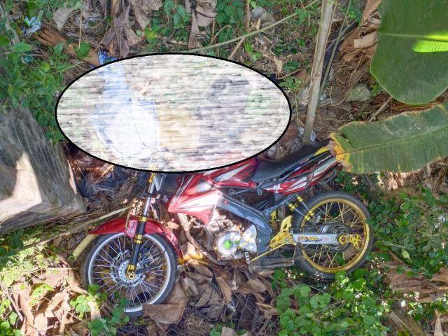 Numpak Motor Lanang, Leni Bago Ditemukan Tewas Diduga Kecelakaan