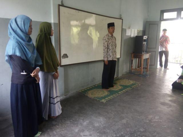 PNU IPPNU Rowokangkung Gelar Sosialisasi di Ponpes Nurus Syuhada'