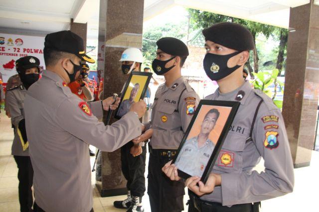 2 Anggota Polres Lumajang Dipecat Tidak Hormat